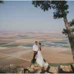 couple overlooking valley