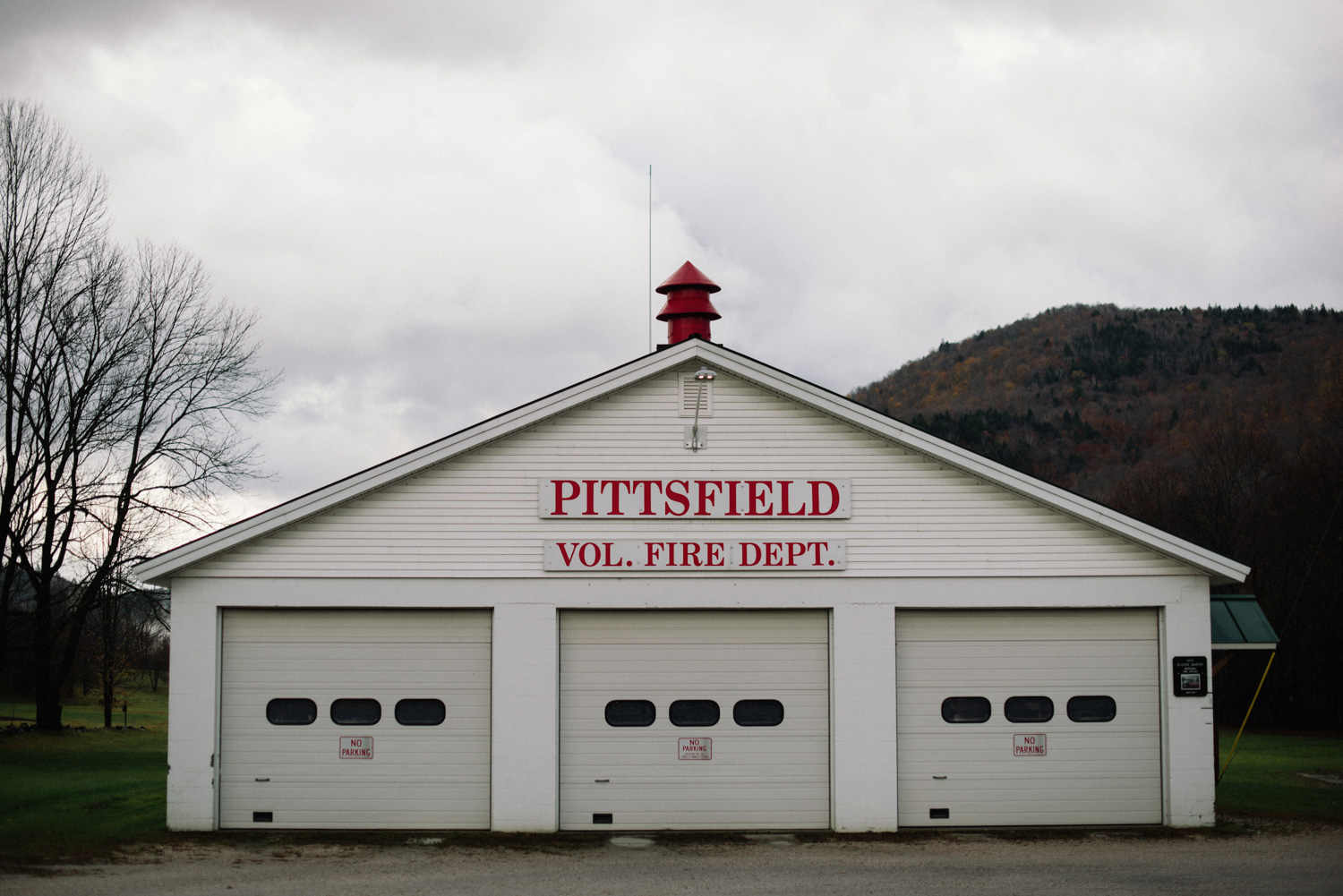Pittsfield fire station