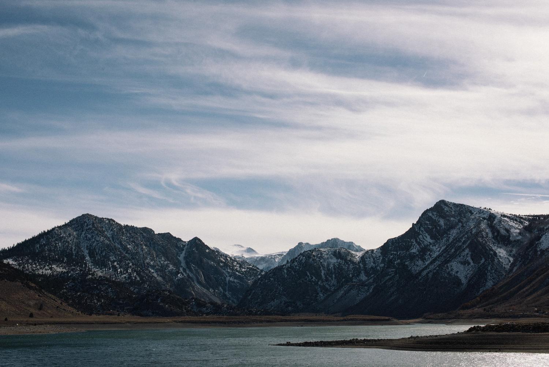 june lake views
