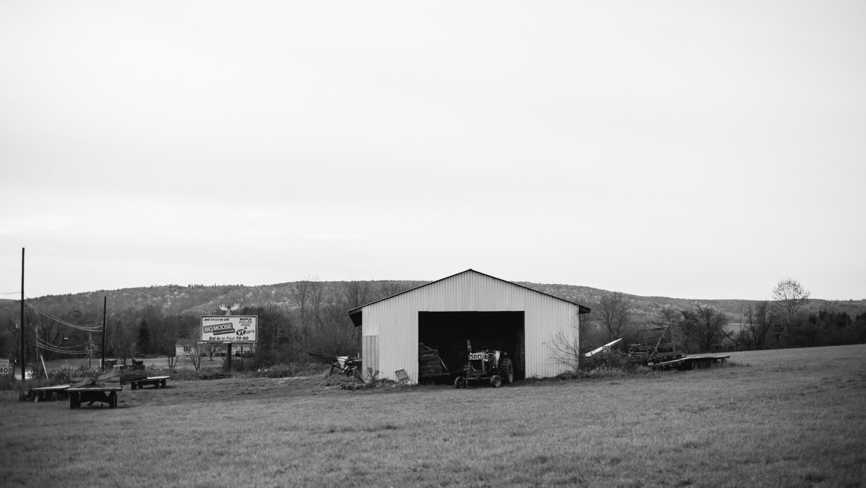 Pittsfield, vt farm