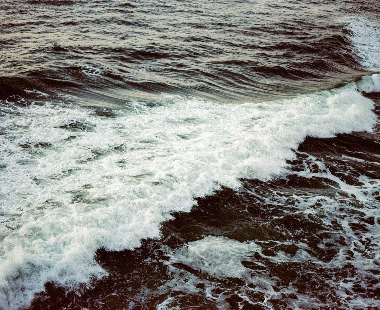 waves in san fransisco beach